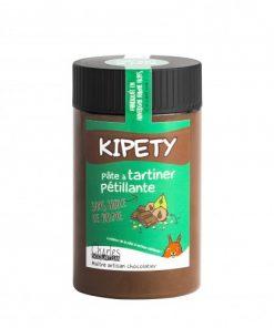 pate a tartiner kipety lait noisettes petillante sans huile de palme