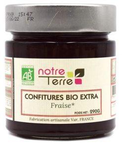 Confiture Bio Extra Fraise