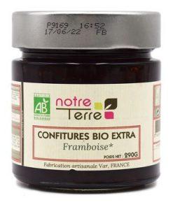 Confiture Bio Extra Framboise