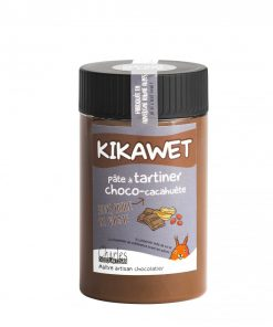Charles CHOCOLARTISAN pâte à tartiner kikawet choco cacahuètes