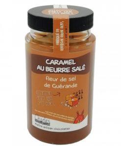 pate à tartiner charles chocolartisan caramel beurre salé et fleur de sel de guérande